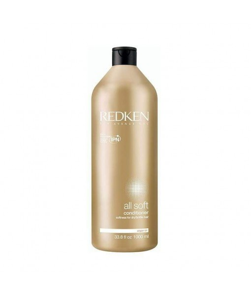 All soft Après-shampoing Litre REDKEN
