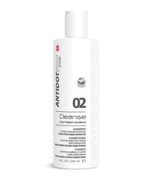 Antidot Pro 02 Shampoing cleanse 240ml  Scalfix -