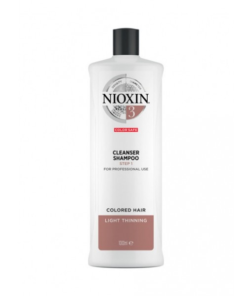 Shampoing cleanser #3 Litre