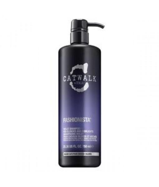 Shampoing Fashionista violet 750ml