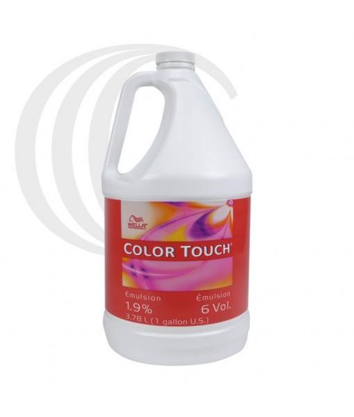 Emultion Color Touch  1.9% Gallon