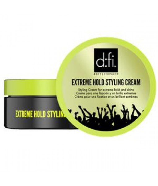 Extreme Hold Styling Cream 75g -D:FI