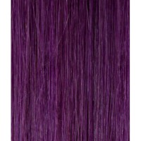 #purple 22 pouce   Weft