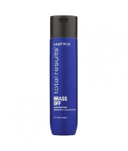 Brass Off shampoing 300 Ml