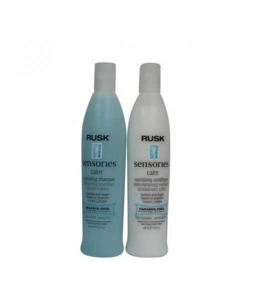 Duo CALM shampoing-revitalisant 13.5z