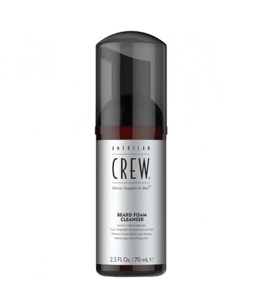 Beard Foam Cleanser 70ml-CREW