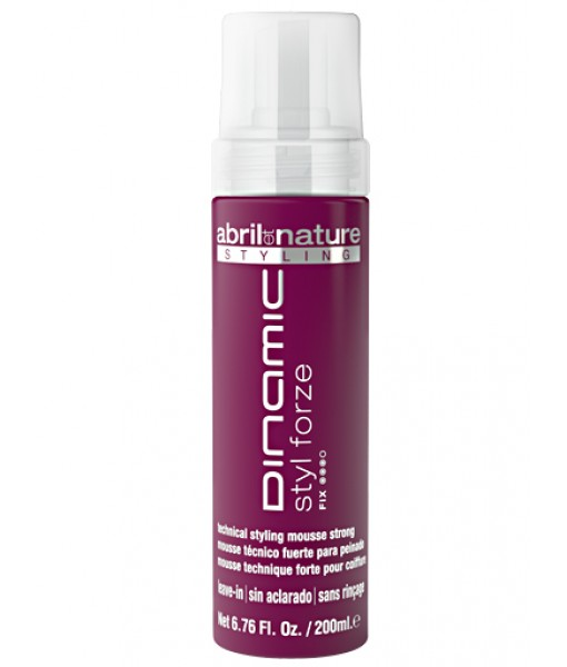 Abril Dinamic Style Forze Mousse 200 Ml