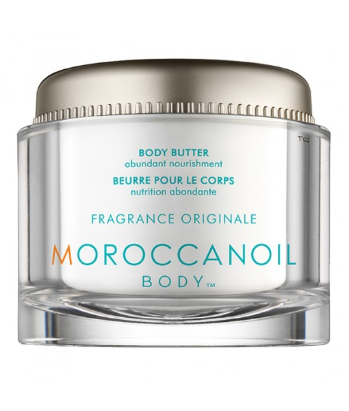 Body Butter 190ml-moroccanoil
