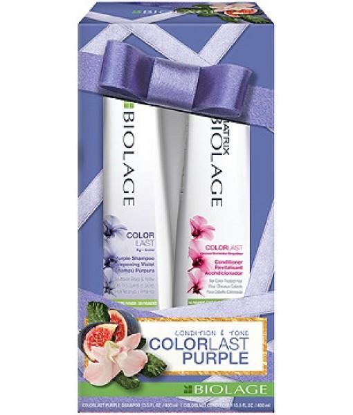 Duo Colorlast Purple 400 Ml- BIOLAGE