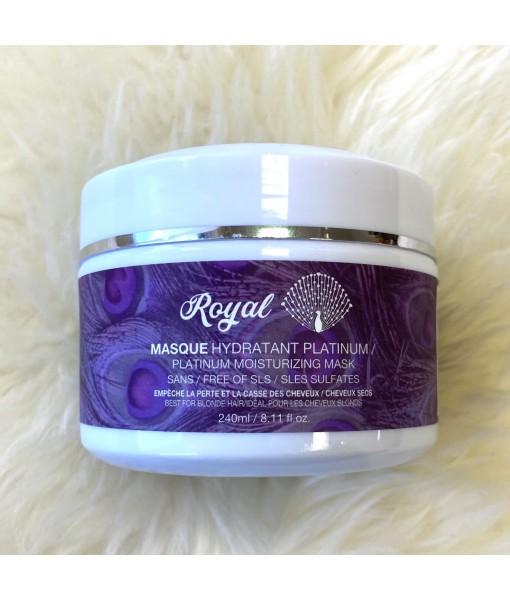 Masque Platinum hydratant 240g