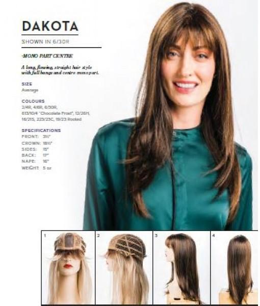 16/21s Monopart  -Dakota