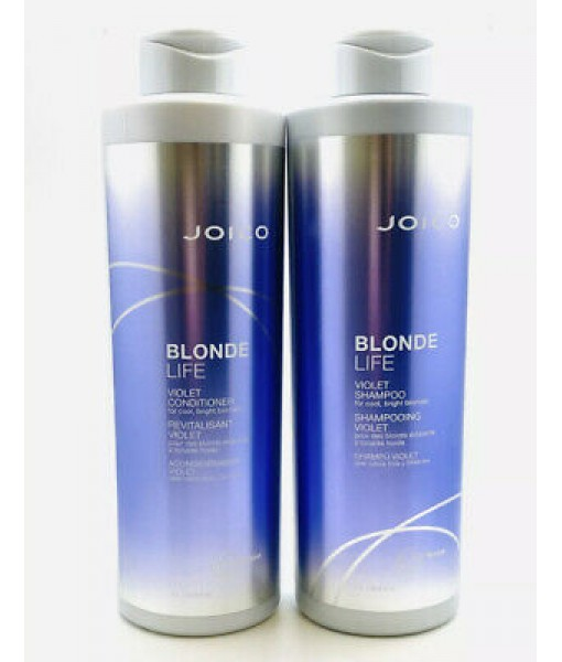Duo Blonde Life Violet Litre